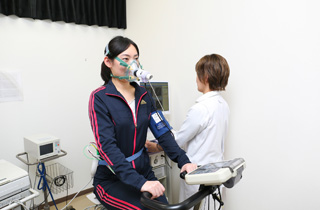 CPX検査(心肺運動負荷試験)